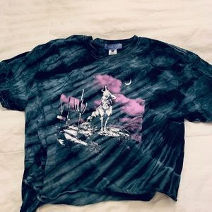 Paradised Tye Dye Tee Shirt